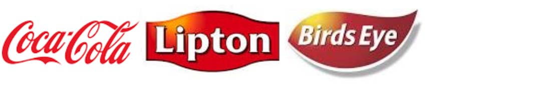 drink logos food brand foods coca cola lipton building